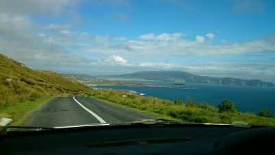 achill from car