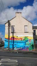 bundoran wave mural