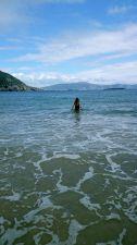 swimming in achill