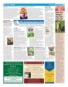 Connexion books page October 2014