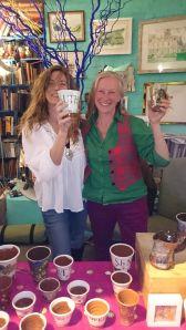 A goblet of ale with Neo Naturist Christine Binnie