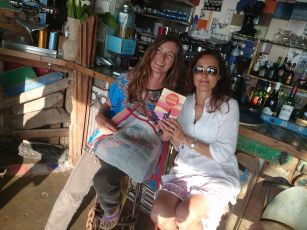 Down at Heterclito with Surf Mama Mirian