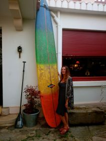 Stealing Bobs rainbow board
